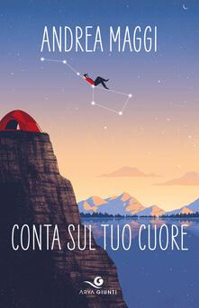 Conta sul tuo cuore - Andrea Maggi - copertina