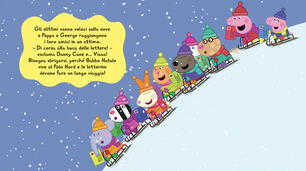 Peppa Pig Babbo Natale Da Colorare.Il Natale Di Peppa Pig Silvia D Achille Libro Giunti Editore Ibs