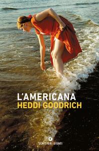 Libro L' americana Heddi Goodrich