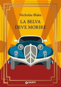 Libro La belva deve morire Nicholas Blake