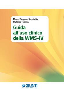 Aboutschuster.de Guida all'uso clinico della WMS-IV Image