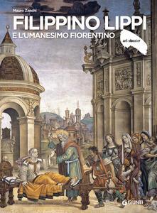 Filippino Lippi e l'Umanesimo fiorentino - Mauro Zanchi - copertina