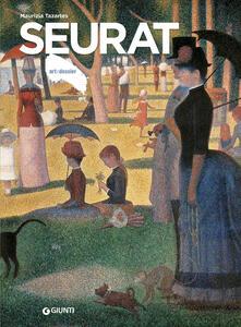 Seurat - Maurizia Tazartes - copertina