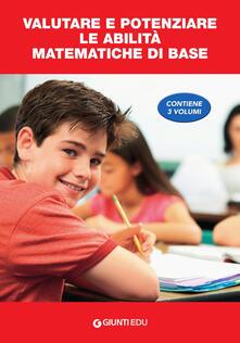 Antondemarirreguera.es Valutare e potenziare le competenze matematiche di base Image