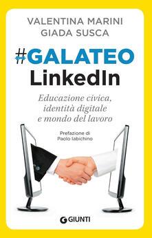 Letterarioprimopiano.it Galateo LinkedIn Image