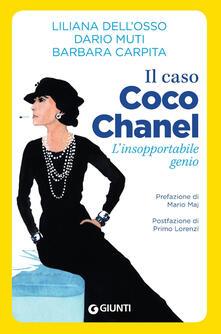 Antondemarirreguera.es Il caso Coco Chanel. L'insopportabile genio Image