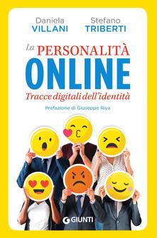 Charun.it La personalità online. Tracce digitali dell'identità Image
