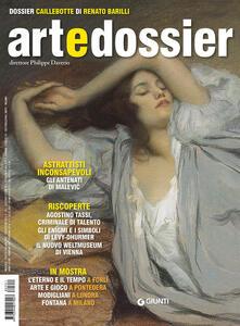 Premioquesti.it Art e dossier (2018). Vol. 351 Image