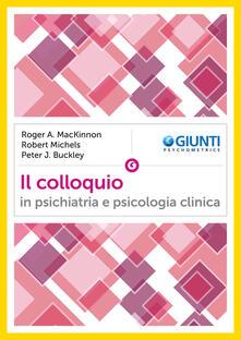 Squillogame.it Il colloquio in psichiatria e psicologia clinica Image