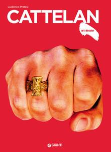 Cattelan - Ludovico Pratesi - copertina