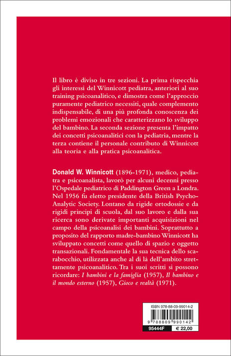 Dalla pediatria alla psicoanalisi - Donald W. Winnicott - 2