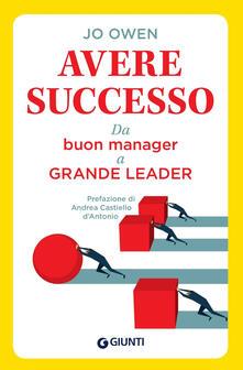 Grandtoureventi.it Avere successo. Da buon manager a grande leader Image