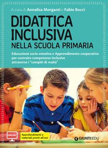Capturtokyoedition.it Didattica inclusiva nella scuola primaria. Con aggiornamento online Image