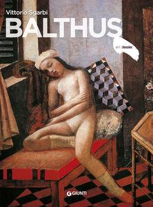 Libro Balthus Vittorio Sgarbi