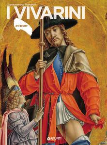 I Vivarini - Giandomenico Romanelli - copertina