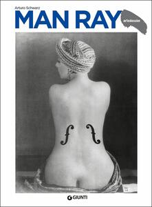 Man Ray - Arturo Schwarz - copertina