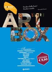 Dossier d'art. Box azzurro: Leonardo. L'anatomia-Guttuso-Malevic-Redon-Tintoretto. Temi religiosi-Art déco-Mantegna e la corte di Mantova-Filippino Lippi