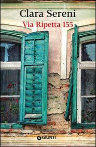 Via Ripetta 155 - Clara Sereni - copertina