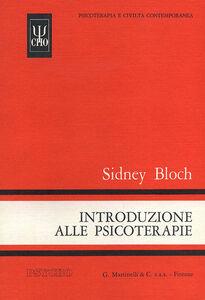 Foto Cover di Introduzione alle psicoterapie, Libro di  edito da Psycho