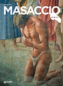 Foto Cover di Masaccio, Libro di Gloria Fossi, edito da Giunti Editore