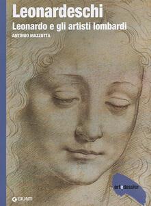 Filippodegasperi.it Leonardeschi. Leonardo e gli artisti lombardi. Ediz. illustrata Image