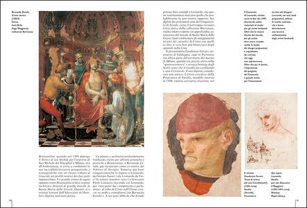 Libro Leonardeschi. Leonardo e gli artisti lombardi. Ediz. illustrata Antonio Mazzotta 1