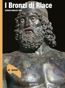 Vitalitart.it I Bronzi di Riace. Ediz. illustrata Image