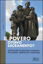 Il Povero, ottavo sacramento? L'epistolario di Giacomo Cusmano tra morale, spiritualità e pastorale