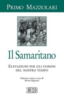 Il samaritano. Elevazioni per gli uomini del nostro tempo.pdf