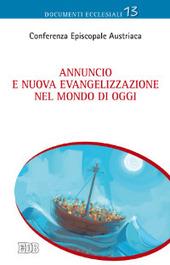Annuncio e nuova evangelizzazione nel mondo di oggi