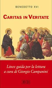 Foto Cover di Caritas in veritate. Linee guida per la lettura, Libro di Benedetto XVI (Joseph Ratzinger), edito da EDB
