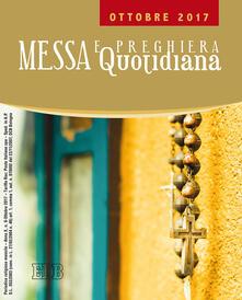 Messa e preghiera quotidiana (2017). Vol. 10: Ottobre 2017..pdf