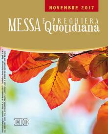 Cefalufilmfestival.it Messa e preghiera quotidiana (2017). Vol. 11: Novembre 2017. Image