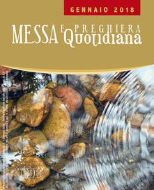 Fondazionesergioperlamusica.it Messa e preghiera quotidiana (2018). Vol. 1: Gennaio. Image