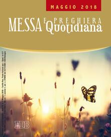 Antondemarirreguera.es Messa e preghiera quotidiana (2018). Vol. 5: Maggio. Image