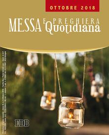 Ristorantezintonio.it Messa e preghiera quotidiana (2018). Vol. 9: Settembre. Image