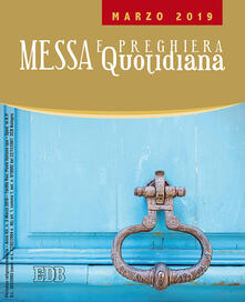 Filippodegasperi.it Messa e preghiera quotidiana (2019). Vol. 3: Marzo. Image