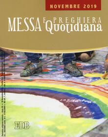 Premioquesti.it Messa e preghiera quotidiana (2019). Vol. 10: Novembre. Image
