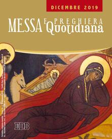 Messa e preghiera quotidiana (2019). Vol. 11: Dicembre. - copertina