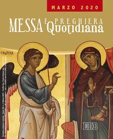 Parcoarenas.it Messa e preghiera quotidiana (2020). Vol. 3: Marzo. Image