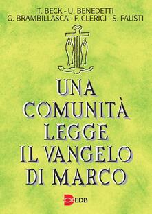 Una comunità legge il Vangelo di Marco.pdf