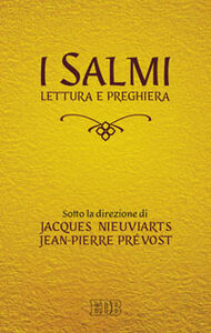 Foto Cover di I salmi. Lettura e preghiera, Libro di  edito da EDB
