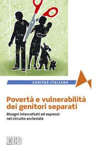 Libro Povertà e vulnerabilità dei genitori separati. Bisogni intercettati ed espressi nel circuito ecclesiale