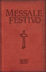 Messale festivo. Letture bibliche dal nuovo lezionario CEI