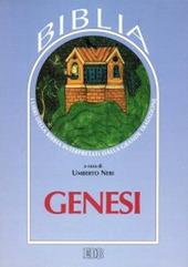 Genesi. Versione ufficiale italiana confrontata con ebraico masoretico, greco dei Settanta, siriaco della Peshitta, latino della Vulgara. Biblia AT 1