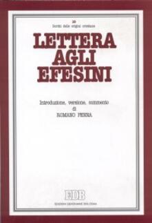 Listadelpopolo.it Lettera agli efesini. Introduzione, versione, commento Image