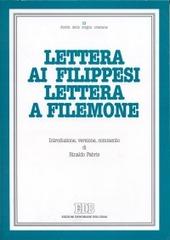 Lettera ai filippesi. Lettera a Filemone. Introduzione, versione, commento