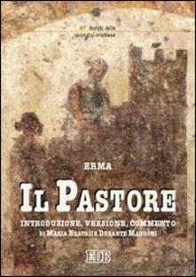 Il pastore - Erma - copertina