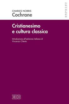 Aboutschuster.de Cristianesimo e cultura classica Image