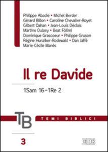 Foto Cover di Temi biblici. Vol. 3: Il re Davide 1Sam 16-1Re 2., Libro di  edito da EDB